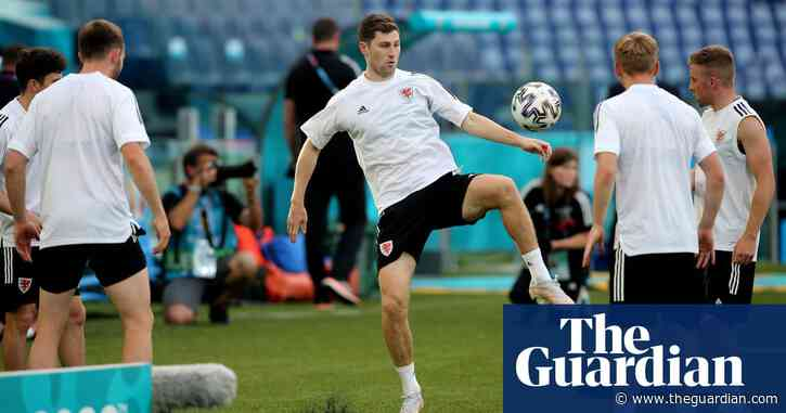 Wales 'in for a tough one': what Christian Eriksen told Ben Davies