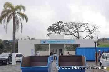 Suzano inaugura novo ecoponto no Jardim Dona Benta - Leia o Gazeta