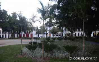 Jardim Sensorial na Praça da Matriz - O Dia