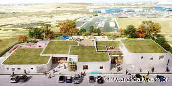 Escritório português Sastudio vence concurso para jardim de infância na Islândia - ArchDaily Brasil