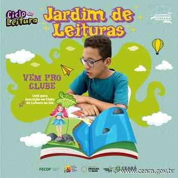 """Biblioteca do CCBJ lança """"Clube Jardim das Leituras"""" e abre inscrições para jovens a partir de 16 anos - Ceará"""