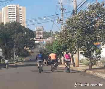 Três ciclistas são abordados e tem suas bicicletas roubadas no Jardim Progresso - Thathi
