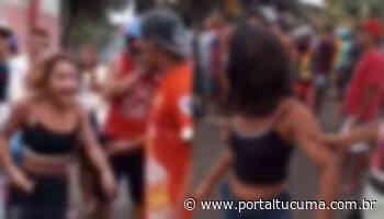 VÍDEO: blindadas brigam pelo amor de mototaxista em Manacapuru - Portal Tucumã