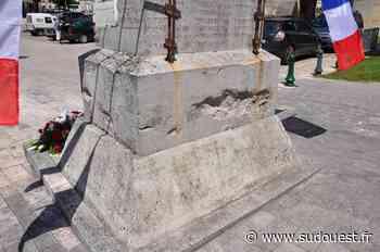 Jonzac : le monument aux morts bientôt restauré - Sud Ouest