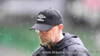 """Schaaf nach Werder-Aus verärgert: """"Ich bin total baff"""""""