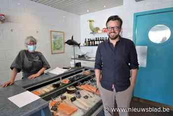 Nieuwe generatie neemt vishandel Clatervis over (Hove) - Het Nieuwsblad