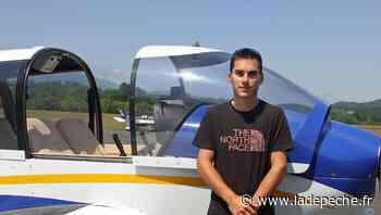 Saint-Girons. INTERVIEW. Champion de France junior de vol en planeur, l'Ariégeois Kévin Faur veut devenir pilo - LaDepeche.fr