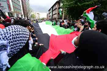 Three friends to walk from Blackburn to Preston to raise funds for Palestine