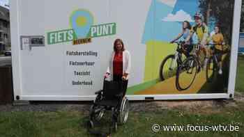 Fietspunt Beernem herstelt voortaan ook rolstoelen - Focus en WTV