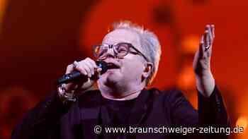 Herbert Grönemeyer kündigt Tour an