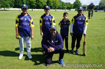 Juniors cricket thriving at East Lancs Club following launch of new training sessions
