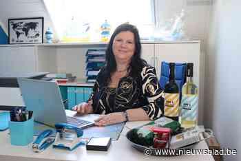 """Reisagente Heidi opent mobiel reisbureau: """"Ik breng vakantie... (Sint-Niklaas) - Het Nieuwsblad"""
