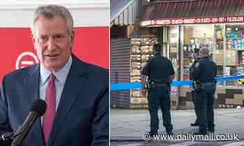 De Blasio announces $1,000 boost in payments for NYPD tips