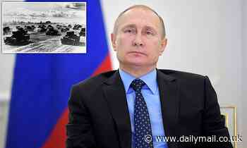 Putin attacks NATO for causing 'division' in Europe in opinion piece for German paper