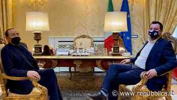 Centrodestra dalla federazione al partito unico. Ad Arcore l'incontro tra Salvini e Berlusconi - la Repubblica