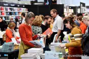 Boeken toe voor Gent: nieuwe boekenbeurs verhuist naar Kortrijk - Het Nieuwsblad