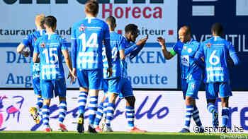 KAA Gent ontmoet Valerenga uit Noorwegen in de UEFA Conference League - Sporza.be