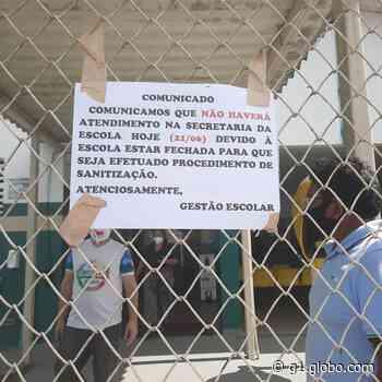 Dezoito escolas têm casos suspeitos ou confirmados de Covid-19 em Manaus, aponta Sinteam - G1