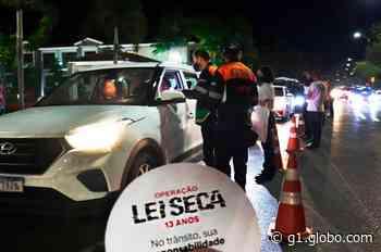 Detran flagra 21 condutores sob efeito de álcool ao volante em Manaus - G1