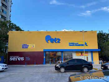 Petz chega a Manaus e se consolida no País - D24AM