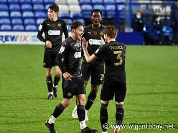 Wigan Athletic starlets challenged to kick on - Wigan Today