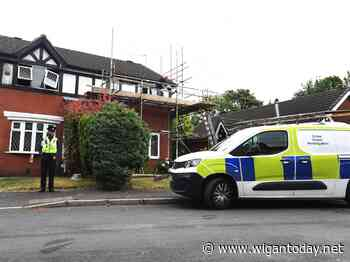 Woman dies after house fire in Wigan - Wigan Today