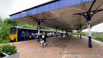 Manchester to Wigan rail passengers benefit from heritage restorations - RailAdvent - Railway News