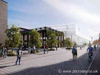 Plans in for £135m Wigan shopping centre redevelopment galleries shopping centre - Planning, BIM & Construction Today