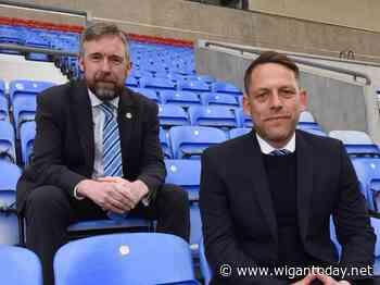 No quick fix, no 'get rich quick' - Wigan Athletic chief - Wigan Today
