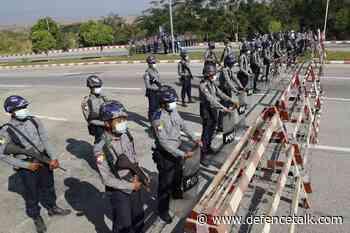 Myanmar troops kill four in gun battle with anti-junta militia