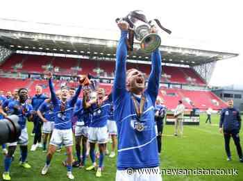 Ex-Carlisle United man Liddle's promotion joy with Hartlepool - News & Star