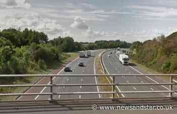 Accident leads to two-mile queue on M6 at Carlisle - News & Star