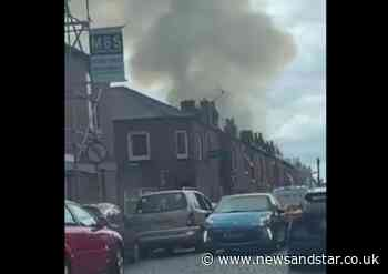 Train driver recalls moment he saw the Linton Street fire in Carlisle   News and Star - News & Star