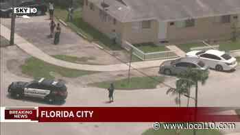 Trabajador postal baleado mientras entregaba paquetes en Florida City - WPLG Local 10