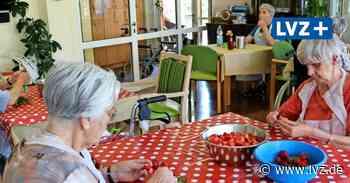 Tagespflege in Grimma: Viele Gäste fürchten Corona noch - Leipziger Volkszeitung