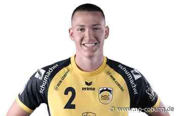 Handball - HSC verlängert mit Max Preller - Neue Presse Coburg