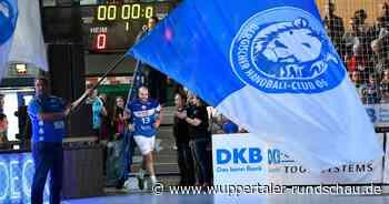Handball-Bundesliga: 800 Fans beim Heimfinale des BHC gegen Stuttgart - Wuppertaler-Rundschau.de