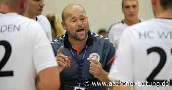 Handball-Nordrheinligist HC Weiden: Rückkehr in die Halle sorgt für Glücksgefühle - Aachener Zeitung