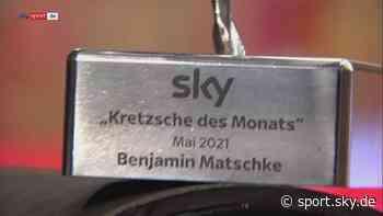 """Handball Video: Trainer Benjamin Matschke bekommt """"Kretzsche des Monats"""" - Sky Sport"""