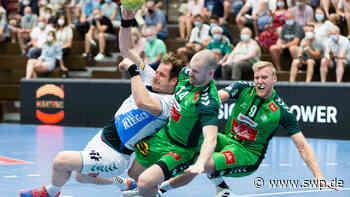 Handball: Frisch Auf: Der nächste Patzer in der Fremde - SWP