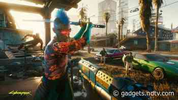 Cyberpunk 2077 Back on Sale on PlayStation Store; PS4 'Performance Issues' Remain