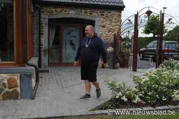 Emotionele thuiskomst van Kris Swinnen onder luid en langdurig handgeklap