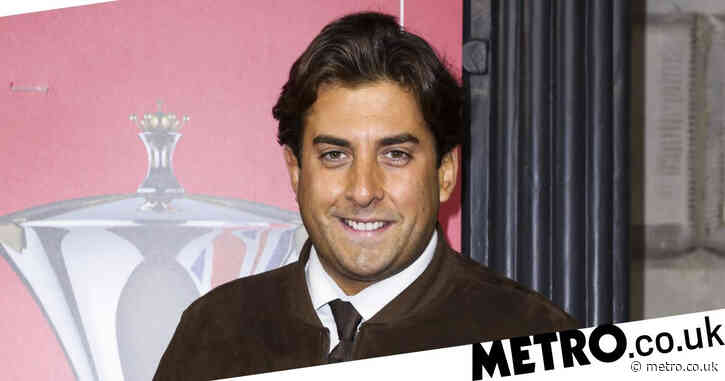 James Argent back on solids as he shares weight loss update after losing 5.5st following gastric surgery