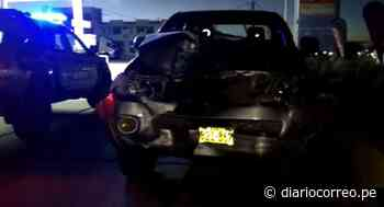 Accidente de tránsito deja dos heridos en la carretera Juliaca-Ayaviri - Diario Correo