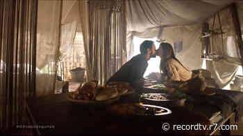 Isaque promete cuidar de Rebeca e fazê-la feliz - Gênesis - Record TV