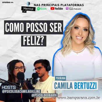 Como posso ser feliz? Esse é o assunto do novo episódio do MentalCast - Bem Paraná - Bem Paraná