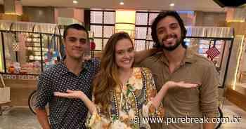 "Novela ""Salve-se Quem Puder"": Luna vai ter final feliz com Téo ou Alejandro? Vote! - Purebreak"