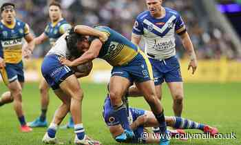 NRL players thrust into Covid-safe bubbles and BANNED from leaving their Sydney homes