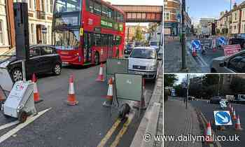 Thames Water fined more than £8,000 for causing traffic chaos in west London