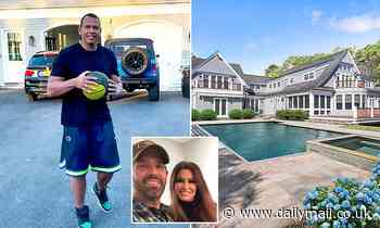 Alex Rodriguez is renting out the Hamptons home once owned by Don Jr. and Kimberly Guilfoyle
